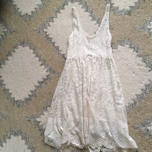 Beautiful Free People Lace Dress